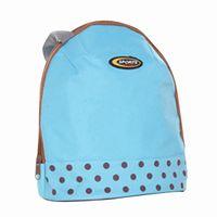 Wholesale Pattern Lunch Box - Wholesale- DSGS Lunch Box Cooler Zipper Bag Bento Dot Tote Lunch Pouch Little Pattern