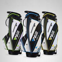 Wholesale Clubs Golf Bags - Popular Sale Men Women Golf Rack Bag Wear-Resistant Golf Stand Bag Clubs Container Nylon Golf Bag 90*42*28CM MD0248