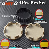 Wholesale Car Covers For Chevy Cruze - New Product 4pcs 54mm 59mm Wheel Hub Caps Cover car Badge Emblem Wheel Center Cap for Chevy lanos orlando captiva lacetti aveo niva cruze