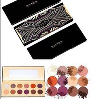 Wholesale High Quality Queen Size - New Makeup Colouredraine 'Queen of Hearts' Eyeshadow Palette 12 colors Eye Shadow Platte High Quality DHL Shipping