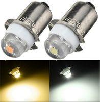 Wholesale Corn Work - P13.5S PR2 0.5W LED For Focus Flashlight Replacement Bulb Torches Work Light Lamp 60-100Lumen Pure Warm White DC 3V 4.5V 6V
