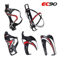 Wholesale Time Mtb - EC90 2017 new arrival design road Fixgear bike bottle cage Holder Water cage Holder Bicycle Parts MTB carbon bottle cages mtb time trail