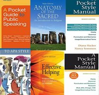 Wholesale Wholesale Anatomy - Anatomy of the Sacred 978-0136003809 Pocket Style Manual New Version DHL Free Shipping