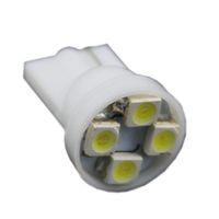 Wholesale Dome Led Light Bulbs - Wholesale!! 2000x T10 194 168 1210 4 SMD 4 LED high power LED light Bulbs White Reading Light 12V Light Bulbs