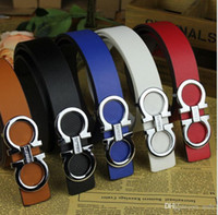 Wholesale Buckle For Belt Sell - 2016 New Arrival Korea Style High Quality Hot Selling Fashion Designer Brand Imitation Leather Belt for Male Female