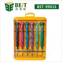 Wholesale highest laptop for sale - BEST High Quality Phone Repair Tools BST S Screwdriver BEST Items in Screwdriver Set for iphone Samsung Laptop