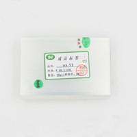 Wholesale Oca Adhesive Galaxy - 50pcs lot 250um OCA Optical Clear Adhesive Sticker Film Mitsu Glue Double For Samsung Galaxy S3 S4 S5 S6 s7