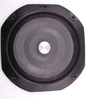Wholesale Metal Decorative Panel - Easy to mount speaker metal front panel decorative covers,auto ventilation grille,speaker accessories
