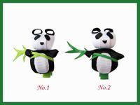insecto de la flor al por mayor-Nuevos labios de caramelo de alta calidad flor de la floración Panda Penguin sea horse CallaKids Hair Accessories 20pcs Bug Hair Ring envío gratis