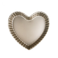 Wholesale Shaped Cake Tins - Wholesale- Bakeware Oven Lovin' Non-Stick Heart shape Cake Pan Muffin Cupcake Mold Tins