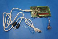 Wholesale Usb Stepper Controller - New 3 axis Mach3 CNC Motion Controller USB Card 200KHz Breakout Board Interface, Stepper Servo, windows 2000 xp vista 7