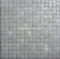 Wholesale pearl white mosaic wall tile for sale - Group buy 2017 New style Arch shape Shell Mosaic Tiles Naural Mother of Pearl Tiles kitchen backsplash bathroom wall flooring tiles