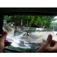 Wholesale Wide Angle Fresnel - DHL Free Shipping Wide Angle Fresnel Lens Car Parking Reversing Sticker Useful Enlarge View Angle Fresenl Lens CEA_304
