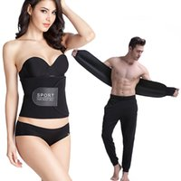 a7431fcd9d MUKATU Neoprene Waist Trimmer Belt for Women Men Hot Shapers Waist Belt  Slimming Body Shaper Girdles Firm Control Waist Trainer