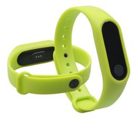 Wholesale Green Screen Support - Newest Bluetooth 4.0 M2 Smart Bracelet Wristband 0.42 Inch OLED Screen IP67 Waterproof Support Heart Rate Monitor