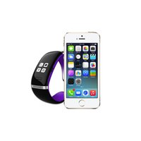 Wholesale Used Cameras For Sale - Sale L12S OLED Touch screen Bluetooth Bracelet Wrist Watch Smart Watch for IOS iPhone Samsung and Android Phone Call Answer SMS