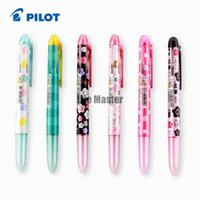 Wholesale Multi Color Gel Pens - Wholesale-LifeMaster (Refills Not Include) Pilot Limited MARY QUANT HI-TEC-C Coleto Color Multi 4 Pen Body Component (Can Hold 4 Refills)
