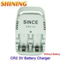 Wholesale Cr2 Batteries Charger - Wholesale- 1 Pcs CR2 Battery Charger Travel Home Charger For CR2 Lithium Rechargeable Battery