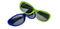Wholesale Hot Girs - 2017 NEWEST Children Sunglasses girs boys eyewear summer Polarzing lens UV Protection Eyeglasses Comfortable Full Optical Frame HOT