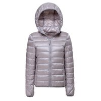 Wholesale Light Pink Women S Coat - The new 2016 winter collection is a super light, lightweight down jacket with a short coat