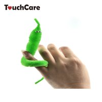Wholesale Plush Stuffed Worms - 2015 Magicians Toy Baralho Mr.fuzzy Magical Worm Magic Trick Twisty Plush Wiggle Stuffed Animals Street Toy For Kids Gift 21cm