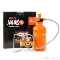 Wholesale Manual Portable Oil Pump - Fire Maple FMS-F5 Camping Oil Stove Outdoor Camping Portable Foldable Cooking Cookware Fuel Furnace+Gift Oil Bottle&Pump