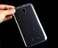 Wholesale Cover For Alcatel - Transparent Clear Soft Gel TPU Case Silicon Cover For Alcatel A3 XL A5 LED U5 A30 POP 4  Pixi 4 4.0 5.0 Case