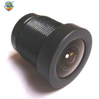 placa de lente da câmera ir venda por atacado-2.5mm 130 graus de Largura Ângulo Lente Fixa IR Board CCTV Câmera de segurança para ambos 1/3