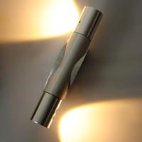led-spiegel lichter schlafzimmer großhandel-Moderne 6W LED Wand Licht Badezimmer Badezimmer Schlafzimmer lesen Wand Lampe Hotel Spiegel Licht Lampe Lichter Wohnkultur