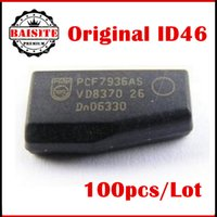 PCF7936AS ID46 originale originale di 100pcs / lot chip chip ID46 chip transponder chiave ORIGINALE PCF7936, attrezzi del serratura pcf 7936 Alta qualità