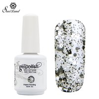 All'ingrosso Saviland 1pcs 15ml Esmalte colorato Gelpolish Vernice Soak Off Long Lasting UV principale del gel Nail Polish gel insieme di arte Primer