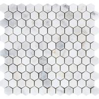 materiales de construccin hexagon mrmol piedra mosaicos piedra natural mosaico de cocina muro suelo dos tamaos opcional lsmbh