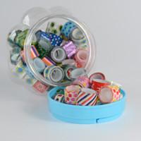Wholesale scrapbooking washi tape - Wholesale- 2016 DIY japanese washi tape for kids masking tapes decorative scotch dies scrapbooking washitape bant cinta adhesiva decorativa