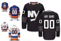 Stitched Personalized New York Islanders Custom Mens Women Youth Customized Hockey  Jerseys Home Royal Blue Away White Black Third Size S 716015c73