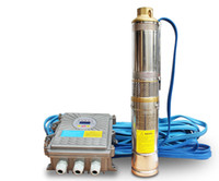 Wholesale Submersible Pressure Pump - solar powered DC water pumps, free shipping, 5years warranty Model: JS3-1.3-50