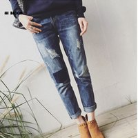 Wholesale Suspenders Pregnant - Fashion Maternity Jeans Trousers Clothes Pants for Pregnant Women Pregnancy Casual Maternity Denim Jean Loose Suspender Trousers