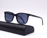 Wholesale Eyewear Sun Glasses Driving - Wholesale- Men's Driving Polarized Sunglasses Oliver Peoples NDG-1-P Retro Glasses OV5031 Colorful Rectangle Sun glasses Male Eyewear