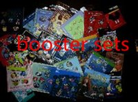 Wholesale sell random sets booster pack pins Badge lapel pin metal pin come with back cards