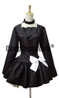 Black Rock Shooter Cosplay Dead Master Dress