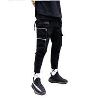 Wholesale Hip Hop Dancing Pants Women - Boo Ace Men Women Hip Hop Dance Jogger Harem Street Pants Fitness Workout Sweatpants