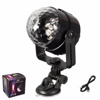 Купить Хрустальный Шар Стоит Оптом-DC 5V голосовой контроль Magic LED Stage Light Crystal Ball Night Lamp Plate Stand MP3 DJ Club Pub Disco Wedding Party Show Lighting