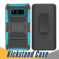 Wholesale Silicone Tpu Slip - Customized Hybrid Case with Kickstand Slip Holder 3 in 1 For Blu Studio Energy D810L Kyocera Hydro Wave C6740 XTRM c6522 Samsung S5 S6 S III
