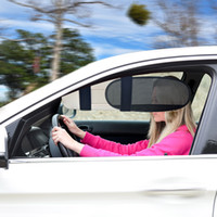Wholesale Sunshade For Cars Window - TFY Anti-Glare Anti-Dazzle Vehicle Visor Sunshade Extender for Cars, Vans and Trucks