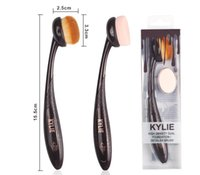 Wholesale Tools For Sale Wholesale - New Kylie High Density Dual Foundation Detailer Brush Makeup Brushes Makeup Tools Hot Sale For Free shipping
