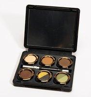 cores doses venda por atacado-Dose de cores 3 em 1 maquiagem dos olhos beleza The Theodora Wizard de grande poderoso Oz Palette - Made in USA
