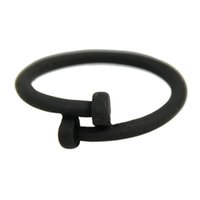 Wholesale Mini Finger Ring Bands - New Fashion Accessories Rivet Mini-Finger Ring Multi colored rings For Women