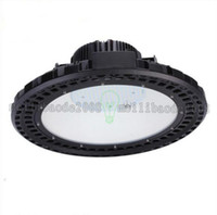 Wholesale Usa Drivers - 120W 150W 200W UFO High bay light In USA industrial factory warehouse workshop exhibition hall Lamp Meanwell driver NICHIA Chips 90-277V MYY
