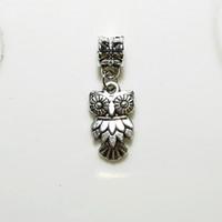 Wholesale Charms For Pandora Bracelets Cheap - cheap jewelry 60 mix deigns Fits Pandora Bracelets Silver Plated Charms Big Hole Loose Beads and pendants For Diy European Bracelets 100pcs