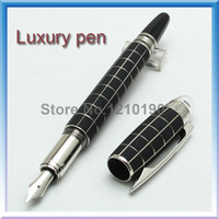 Wholesale Unique Fountain Pens - Many styles Unique design classical fountain pen luxury stationery office pen gift kits Executive ink pen