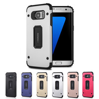 Wholesale Hard Galaxy Ace - J7 Motomo Case Aluminum Metal with TPU Hard Back Shockproof Covers For Samsung Galaxy S8 S8 plus J5 J3 2017 Prime J1 ACE